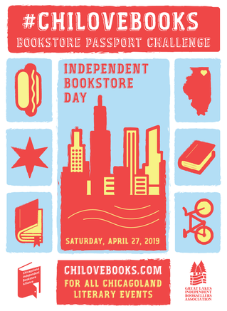 Independent Bookstore Day - CHI♥BOOKS